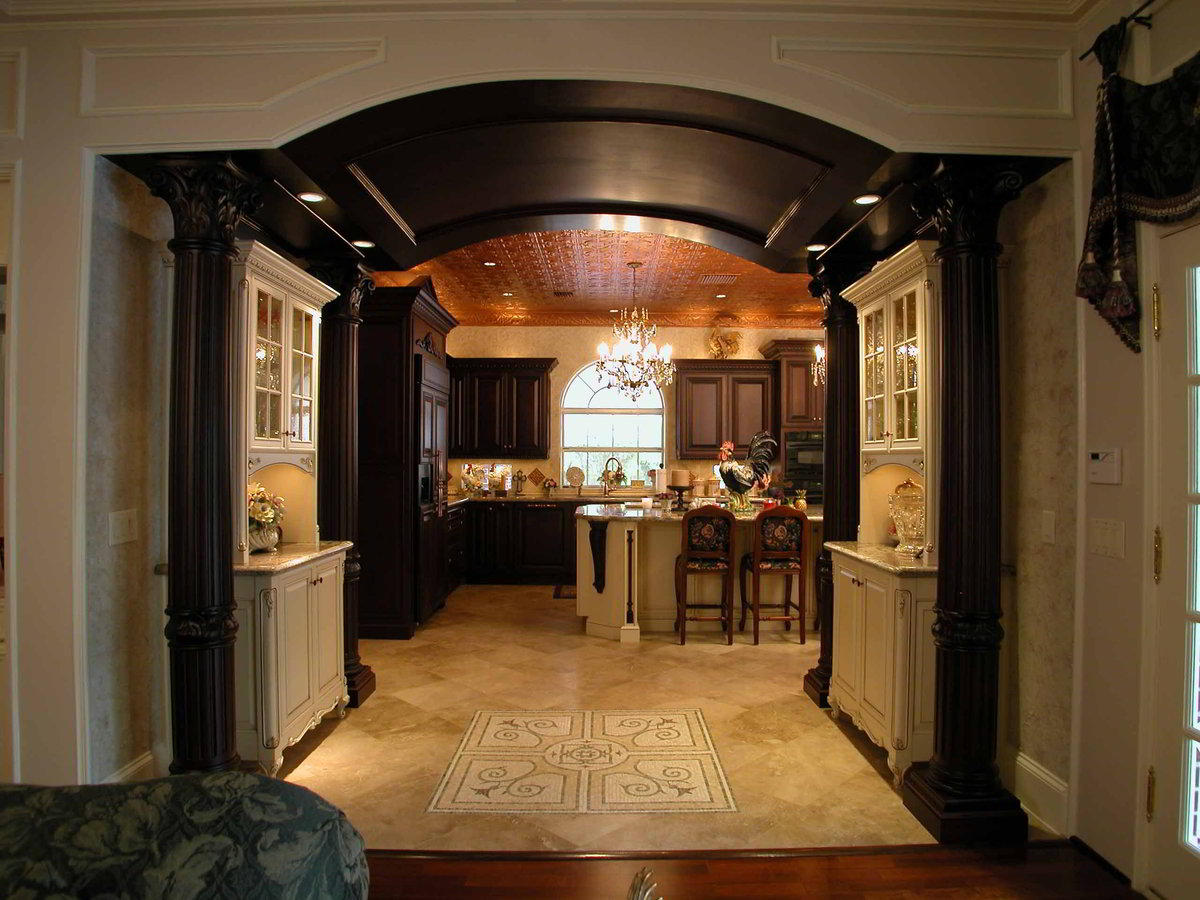 Custom Kitchen Cabinet Design in Houston TX | Bay Area ...