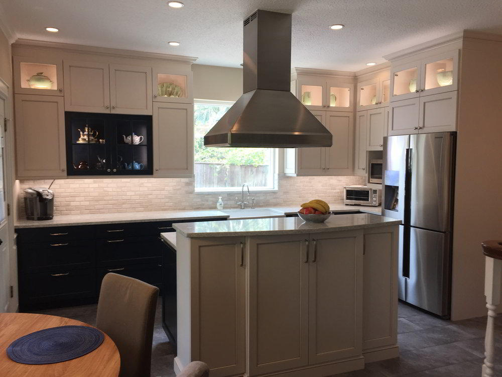 kitchen cabinets houston area remodeling contractors makeovers houston tx bay area 6105