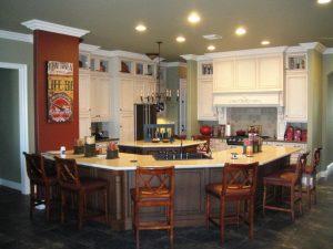 remodeled, high-end kitchen