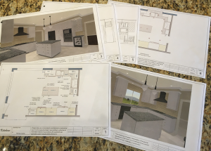 design plan for new kitchen
